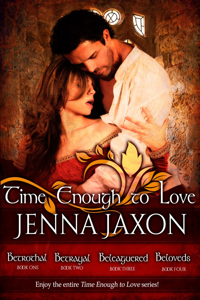 Jenna Jaxon cover
